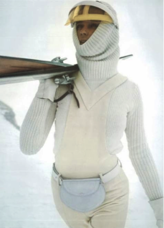 Ski Fashion Throughout the Years