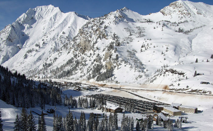 North America's 10 Most Livable Ski Towns: Alta