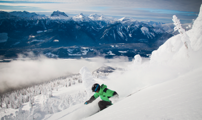 Canada's Top 4 Most Livable Ski Towns: Revelstoke Mountain Resort