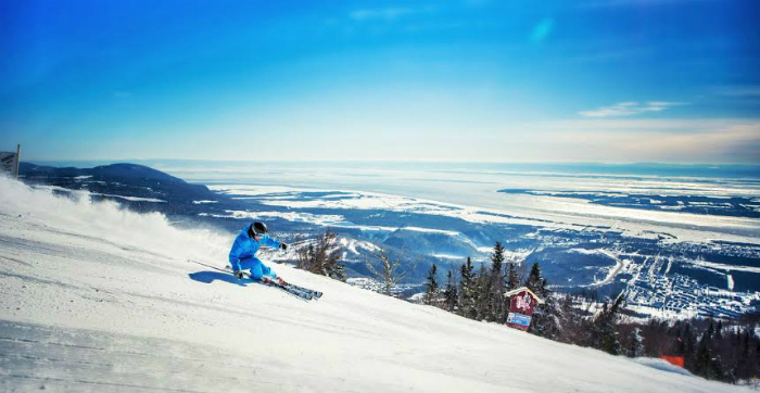 Canada's Top 4 Most Livable Ski Towns: Mont-Sainte-Anne