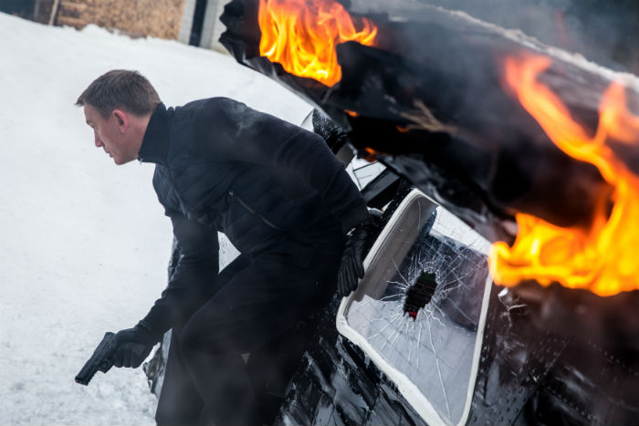 Bond Back on Snow: Top 5 James Bond Ski Scenes