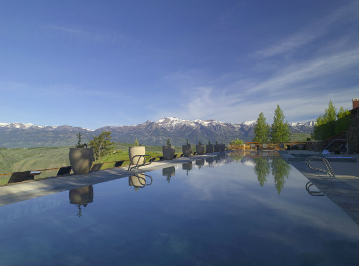 13 Perfect Ski Resort Pools You Need To Jump Into