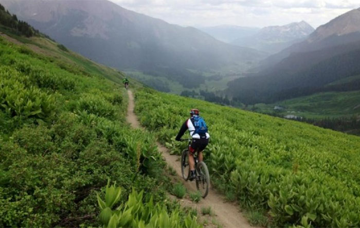 Downhill Mountain Biking Resorts in North America: Crested Butte