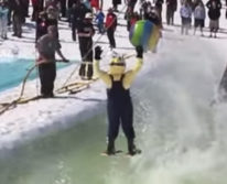 WATCH: Top 5 Pond Skimming Video Picks